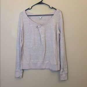 Anthropologie Holding Horses toggle sweatshirt